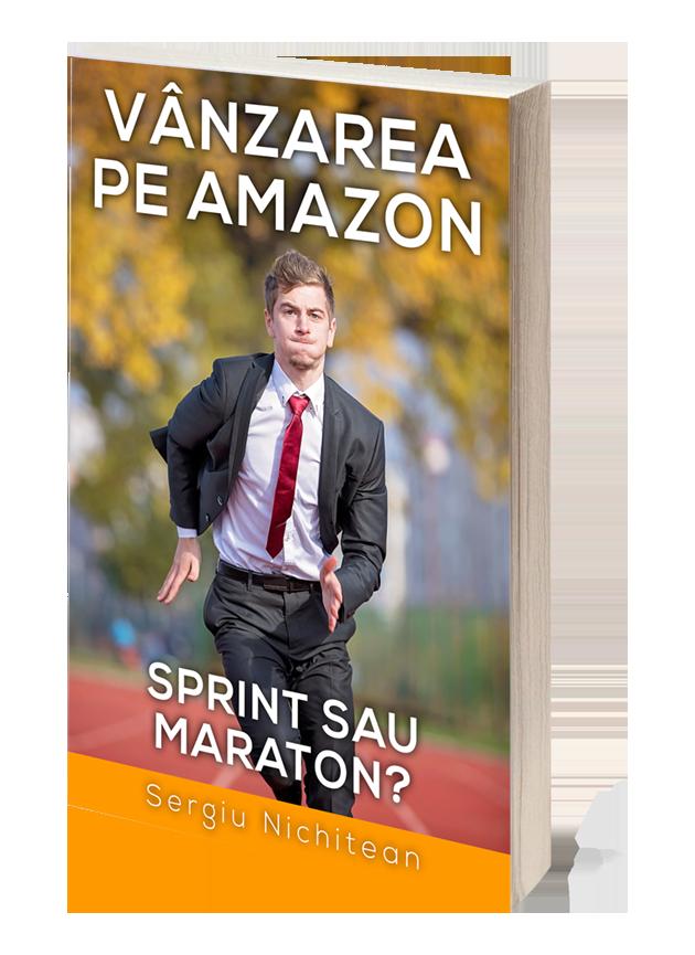 cartea in format electronic Vânzarea pe Amazon - Sprint sau Maraton